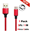For-Samsung-Galaxy-S7-S6-J7Edge-Note5-Fast-Charger-3-6-10FT-Micro-Usb-Cable-Cord miniature 13