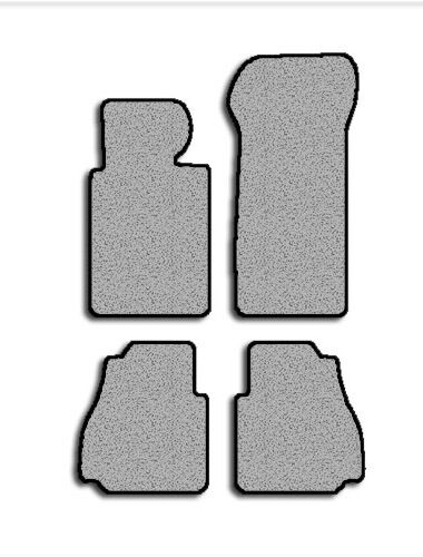 4pc Factory Fit Floor Mats 1993-1999 BMW 3 Series 318i 323i 325i 328i M3 E36
