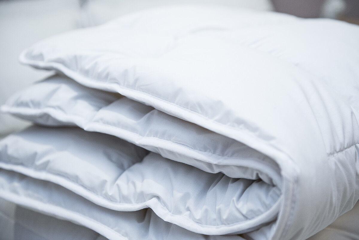 Merino wool duvet quilt 4.5 10.5 tog all season single double king bed brand new
