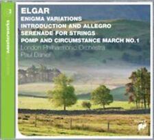 NEW - Elgar: Enigma Variations Introduction & Allegro Se by DANIEL,PAUL