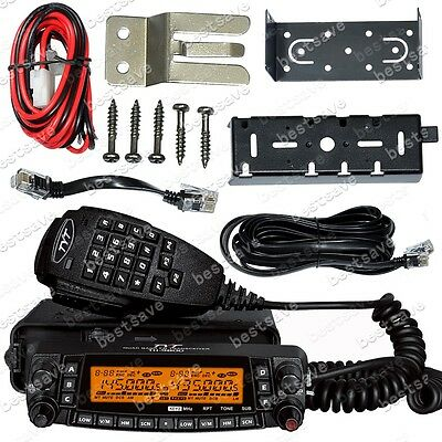TYT TH-9800 50W VHF/UHF 809CH Quad Band Car/Truck Mobile Radio Transceiver B0627