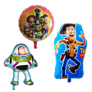 Disney-Toy-Story-Woody-Foil-Balloons-Decoration-s-Kids-Boys-Party ...