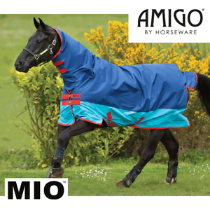 Details About Amigo Mio All In One Lite Lightweight Turnout Rug