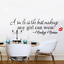 Vinyl-Home-Room-Decor-Art-Quote-Wall-Decal-Stickers-Bedroom-Removable-Mural-DIY thumbnail 29