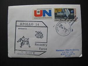 Carta-Nasa-Apollo-14-Atlantic-Recovery-Forces-9-Feb-1971