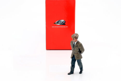 Monsieur Ferdinand Porsche figura 1:18 lemansminiatures