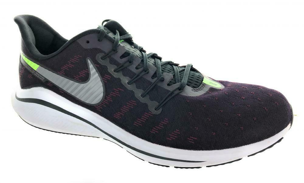 Men's Nike Air Zoom Vomero 14 Running Athletic shoes AH7857-600 Burgundy Size 13