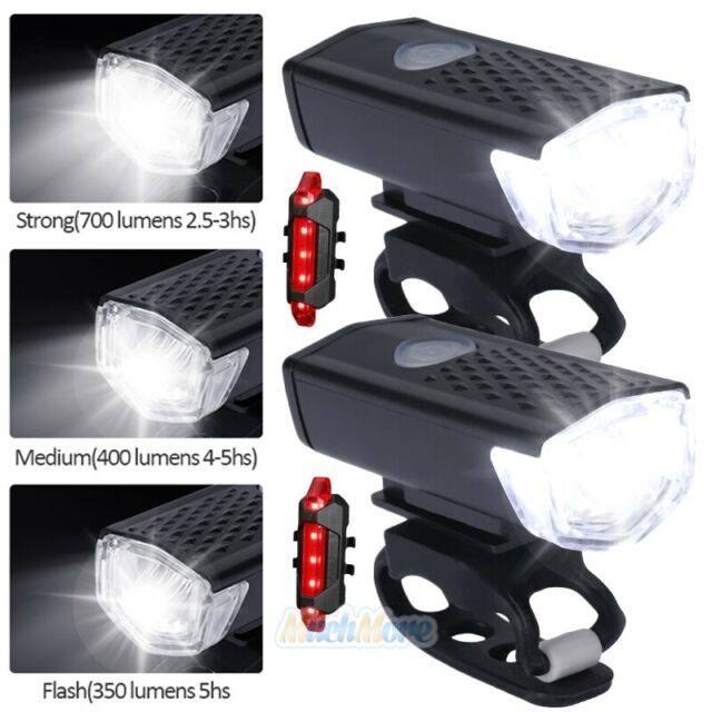 Lezyne MINI DRIVE 300 Cycling Bicycle LED Headlight 300 Lumen Front Light