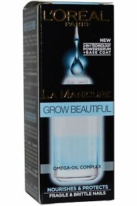La-Manicure-by-L-039-Oreal-Grow-Beautiful-5ml-Nourishes-and-Protects