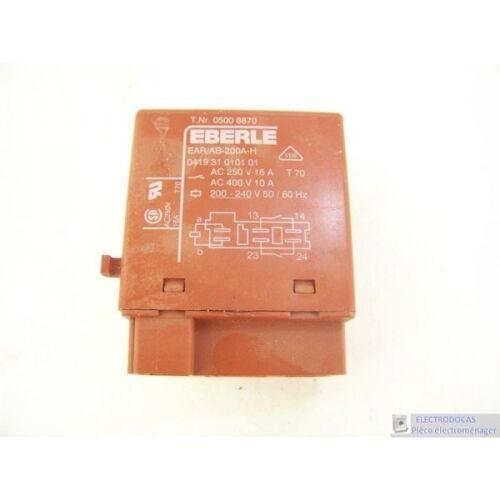 5008870 MIELE G640 n°28 Relais de chauffage pour lave vaisselle