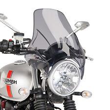 Motorrad Windschutz Cockpit Verkleidung Puig Cockpit Ducati GT 1000 06-10 dunkel get/önt
