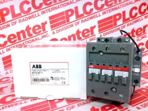 Surplus New In Box AE75301181 ASEA BROWN BOVERI AE75-30-11-81