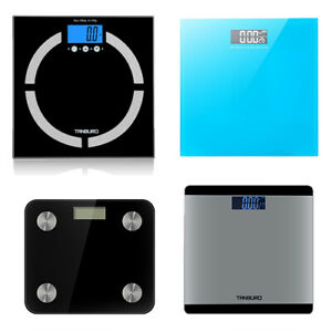 Smart-Digital-Bathroom-Scale-LCD-BMI-Analyzer-Body-Fat-Weight-Scale-180kg-400lb