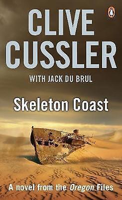1 of 1 - Skeleton Coast by Jack DuBrul, Clive Cussler (Paperback, 2008)