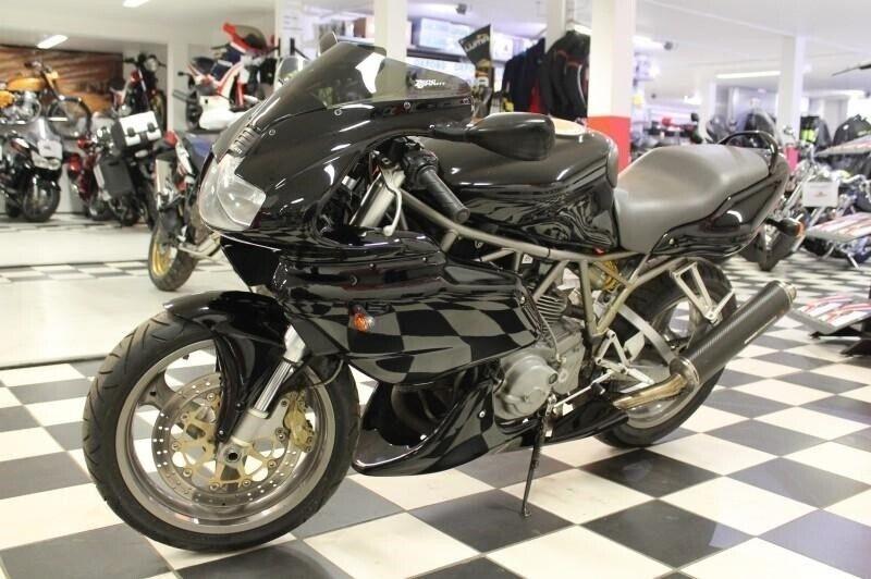Ducati, 750 Sport, ccm 748