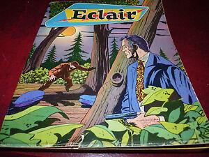 Rare-Soft-Cover-French-Comic-Book-Eclair-1957-Albums-Relies-Nos-1-2-3-4-5-6
