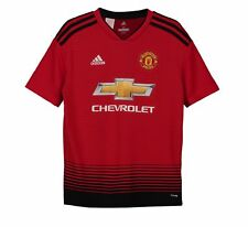 db1918f3e item 2 Manchester United FC Official Football Gift Boys Home Kit Shirt 2018  2019 -Manchester United FC Official Football Gift Boys Home Kit Shirt 2018  2019