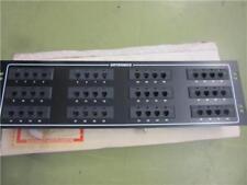 T568 CAT-5 patch panel Ortronics OR--851004916 rack-mount RJ45 wrs 64 port