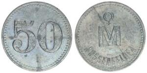 50 Heller Österreich, Frauengefangenlager Ausserfelden ss-vz 55410