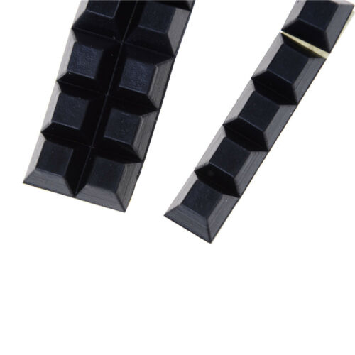 20pcs//set Self Adhesive Rubber Feet Bumper Non Slip Door Furniture Buffer Pad DR