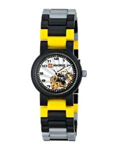 LEGO-Watch-9004940-Ninjago-Kendo-Cole-Minifigure-Gift-Set-Kids-COD-PayPal