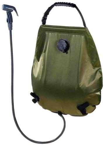 20 40 Liter Gartendusche Campingdusche Outdoordusche Solar Dusche 10