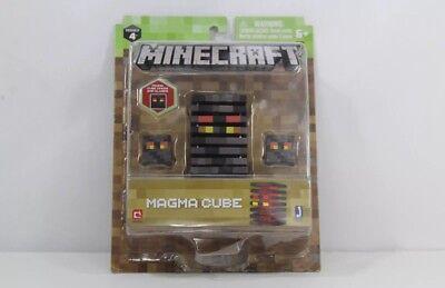 Magma Cube Series 4 Minecraft Figure Hostile Mob Sealed J3