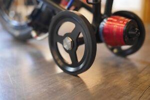 Ti Parts Workshop Bearing Aluminum Chain Pusher Set for Brompton Bicycle
