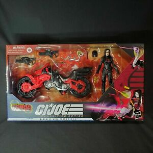 G.I. Joe Classified Baroness with COIL Vehicle - COBRA ISLAND - Target Exclusive