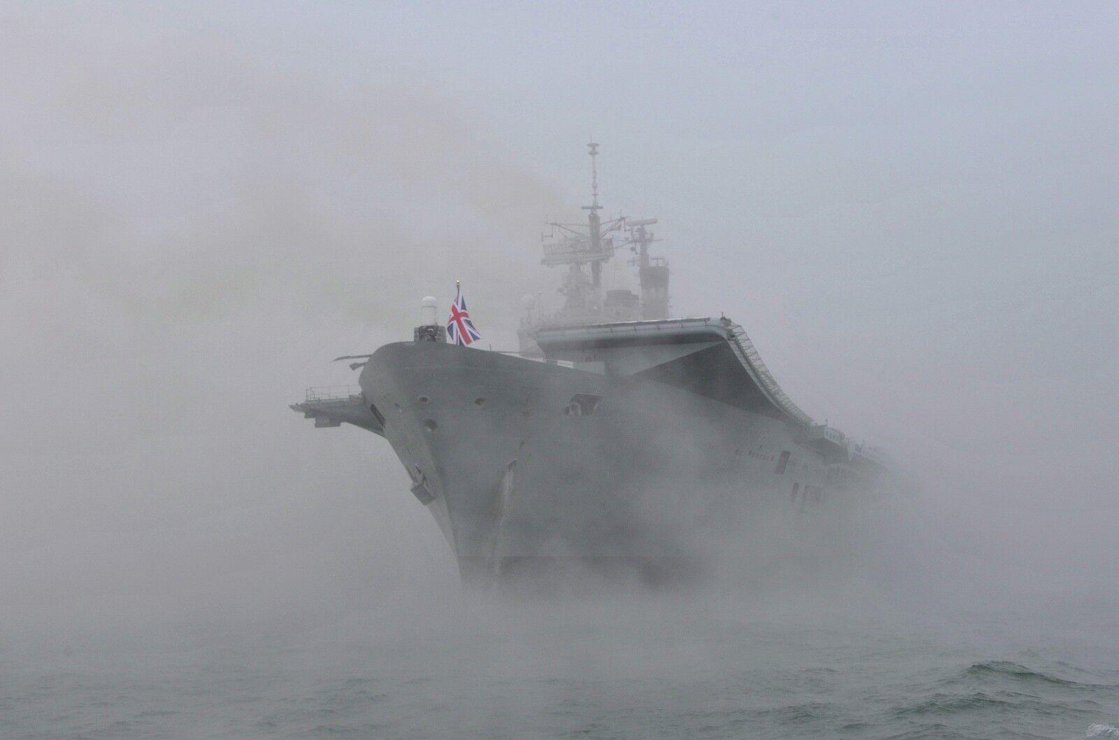 HMS ARK ROYAL     Photo Print
