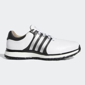 Adidas-Tour-360-XT-Sl-Golfschuhe-Weiss-Schwarz-EE9179-Stollenlose