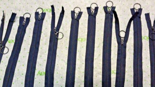"""10 Zippers 23/"""" 1.5 inch wide for $ 9.99 free shipping long  zipper"""
