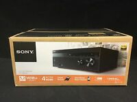 Sony 725w 5.2 Channel 4k A/v Home Theater Receiver Str-dh550