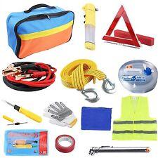 Emergency Road Kit Survival First Aid Roadside Car Assistance Car Emergency