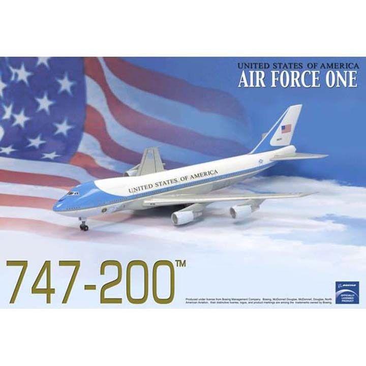 Dragon    56200 1 400 Estados Unidos de América Air Force One B747-200  28000 29000 39dbf9