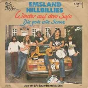 Emsland-Hillbillies-Wieder-Auf-Dem-Sofa-7-034-Single-Vinyl-Schallplatte-23305