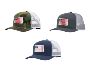 290bf2a7d26a91 Image is loading Aftco-Canton-Trucker-Hats