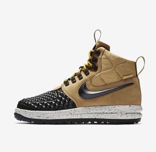 701 Air para Botas Force hombre Bone Gold Duckboot 1 916682 Lf1 Black Nike '17 Light fSnFAwqzgf