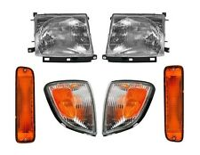 1997- 00 TOYOTA TACOMA 2WD HEAD LIGHT CORNER & SIGNAL LAMP LIGHT RIGHT & LEFT