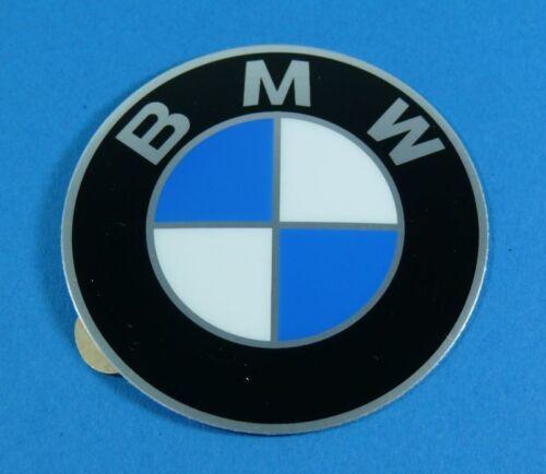 selbstklebend z.B Felgen 58mm Felgenemblem NEUWARE BMW Emblem original Teil