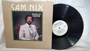 Sam-Nix-LP-Heaven-on-Your-Mind-Nix-0303-Private-TX-Modern-Soul-Gospel-Funk-NM