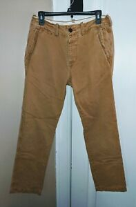 Para Hombre Abercrombie And Fitch Pantalones Tamano 30 X 32 Ebay