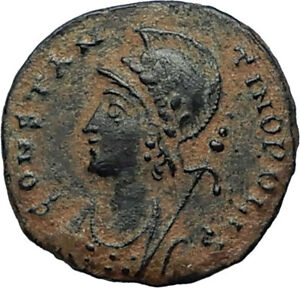 Hot Sale Ancient Byzantine Justinian Follis Coin 6th Century Ad Price Remains Stable Byzantine (300-1400 Ad) Coins & Paper Money