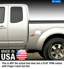 Tyger For 05 15 Nissan Frontier King Cab Long Bed Stainless Steel Fuel Cover Fits 2011 Nissan Frontier