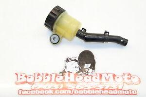 08-16-Yamaha-Yzf-R6-Oem-Rear-Brake-Master-Fluid-Reservoir-Tank-Bottle-D5