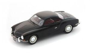 Autocult Atc05023 - Zunder Coupe Noir Argentine 1960 1/43