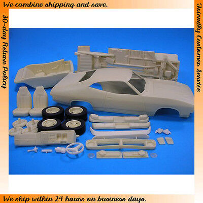 The Parts Box 1/25 XB GT 2-Door (Complete Curbside Resin kit)