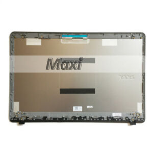 """New TOP LCD Rear Back Cover Case For Acer aspire F5-573 F5-573G 15.6"""" Silvery"""