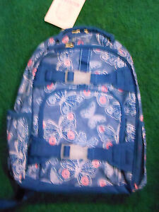 Pottery Barn Kids Mackenzie Small Backpack Butterfly