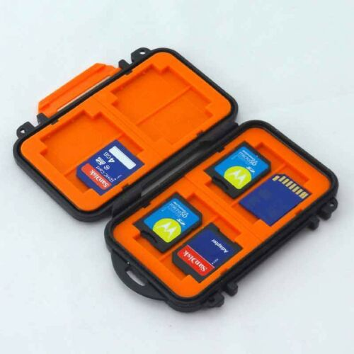 79803 SD Card outdoor dry box survival impermeable maleta PC plástico camping